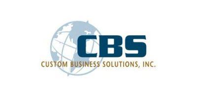 the custom business solutions logo