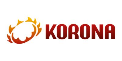 the KORONA logo