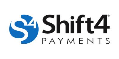 the shift4 logo